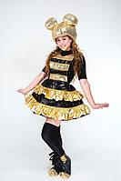 Карнавальный костюм для взрослых аниматоров  Кукла LOL ЛОЛ «Королева Пчелка (Queen Bee)», фото 1