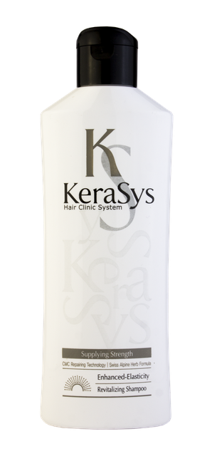 Kerasys Оздоравливающий шампунь Hair Clinic System Revitalizing Shampoo 180 мл (288924)