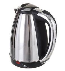 Електрочайник 1,8 л + чайник заварник 500мл. на підставці