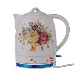 Чайник керамічний Octavo 2л, електрочайник