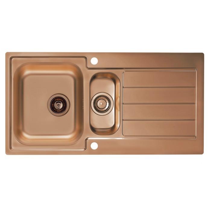 Кухонная мойка ALVEUS MONARCH LINE 10 медь 1078567