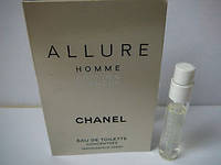 Chanel Allure Homme Edition Blanche 2ml vial