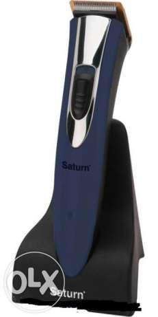 Машинка для стрижки ( аккумулятор , титановые ножи ) Чехия ST-HC7381
