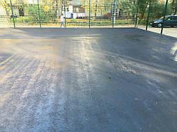Спортивное покрытие для игровой площадки г.Чернигов 4
