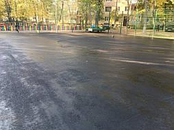 Спортивное покрытие для игровой площадки г.Чернигов 5