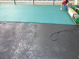 Спортивное покрытие для игровой площадки г.Чернигов 6
