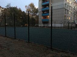 Спортивное покрытие для игровой площадки г.Чернигов 9