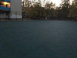 Спортивное покрытие для игровой площадки г.Чернигов 10