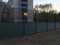 Спортивное покрытие для игровой площадки г.Чернигов 11