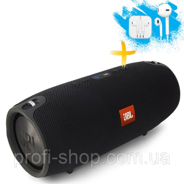 Портативная колонка Bluetooth Powerbank JBL Xtreme mini блютуз MP3 FM USB. Черная. Black
