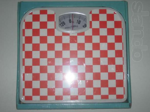 Весы напольные механические до 130 кг 1651 А+