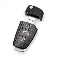 USB Flash, флешка на 16GB в виде ключа AUDI (Ауди)