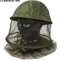 Индивидуальная антимоскитная сетка Insect Net, Head армии США, новая, фото 1