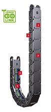 EasyTrax 0115 Дуже швидке укладання кабелів завдяки поворотним скоб