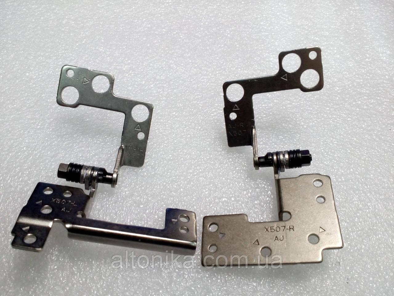 Петли для ноутбука Asus X507MA X507 (левая+правая)