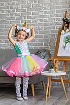 Детский карнавальный костюм Кукла LOL «Единорожка»