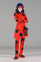 Взрослый карнавальный костюм женский Леди Баг