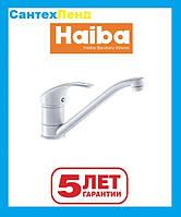 Змішувач для кухні Haiba Mars 004 White