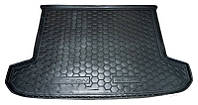 Коврики в багажник Hyundai Tucson III (TL) 2015 -, черные, пластиковые (Avto-Gumm, 211531) - штука