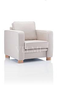 Кресло для ожидания Этно экокожа Boom-02 (Velmi TM)
