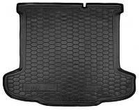 Коврики в багажник Fiat Tipo (356) (седан) 2015 -, черные, пластиковые (Avto-Gumm, 211590) - штука