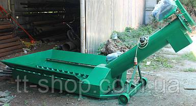 Хоппер разгрузчик вагонов для зерна 50 т/ч. двигатели 2 шт. по 3.0 кВт., фото 3