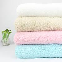 Махровый халат из ткани нового поколения - велсофт.