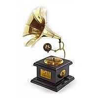 Граммофон сувенирный (24х13х11 см) ( 32271)