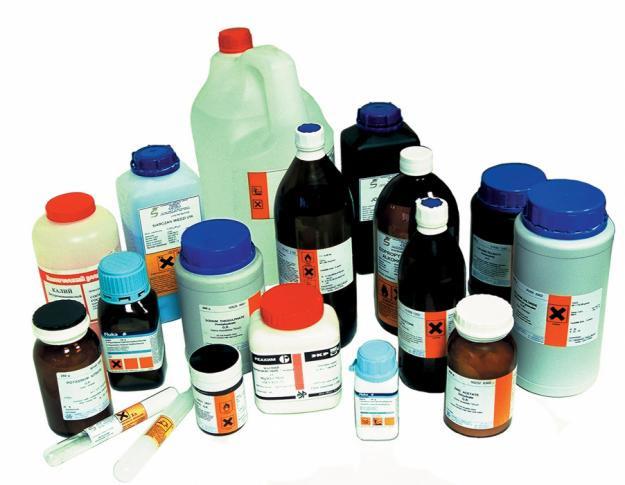 Разрешение на использование химических реагентов