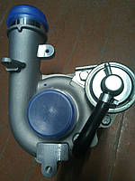 Новая турбина Мазда, Mazda CX-7 2,3