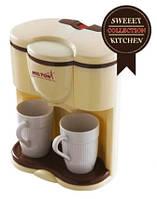 Кофеварка капельная 600 Вт + 2 чашки HILTON KA 5415