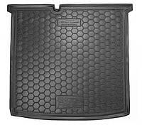 Коврики в багажник Skoda Fabia III (NJ5) (универсал) 2014 -, черные, пластиковые (Avto-Gumm, 211514) - штука
