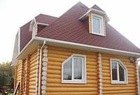 Строительство деревянного дома Одесса