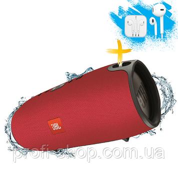 Портативная Bluetooth колонка JBL Xtreme блютуз Bluetooth MP3 FM USB. Красная. Red