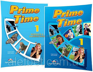 Английский язык / Prime Time / Student's+Workbook. Учебник+Тетрадь (комплект), 1 / Exspress Publishing