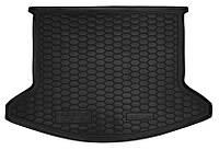 Коврик в багажник Mazda CX-5 II 2017 - черные, пластиковые (Avto-Gumm, 211639) - штука