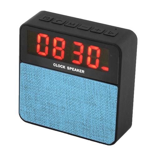 Bluetooth-колонки JBL T1 репліка, c функцією PowerBank, clock, speakerphone, радіо