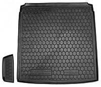 Коврики в багажник Vw Passat B7 (седан) 2011 - 2015, черные, полиуретановые (Avto-Gumm, 111426) - штука