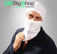 Балаклава шапка-маска Thermoform HZT 1-014 (белая)