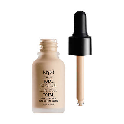 NYX Total Control Foundation Vanilla, фото 2