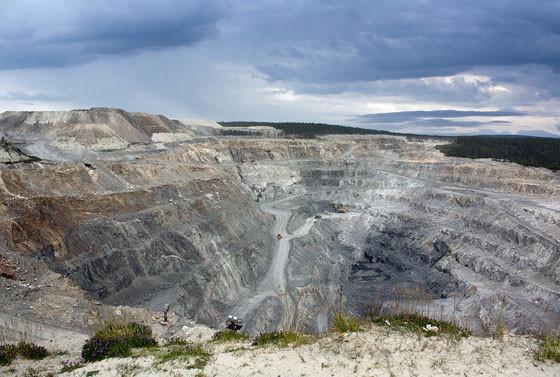 Переоценка запасов полезных ископаемых