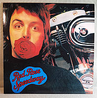 CD диск Paul McCartney & Wings - Red Rose Speedway