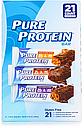 Протеїнові батончики без цукру, Pure Protein Bar, 50 грам (20 грам протеїну), фото 2