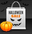 Halloween распродажа!