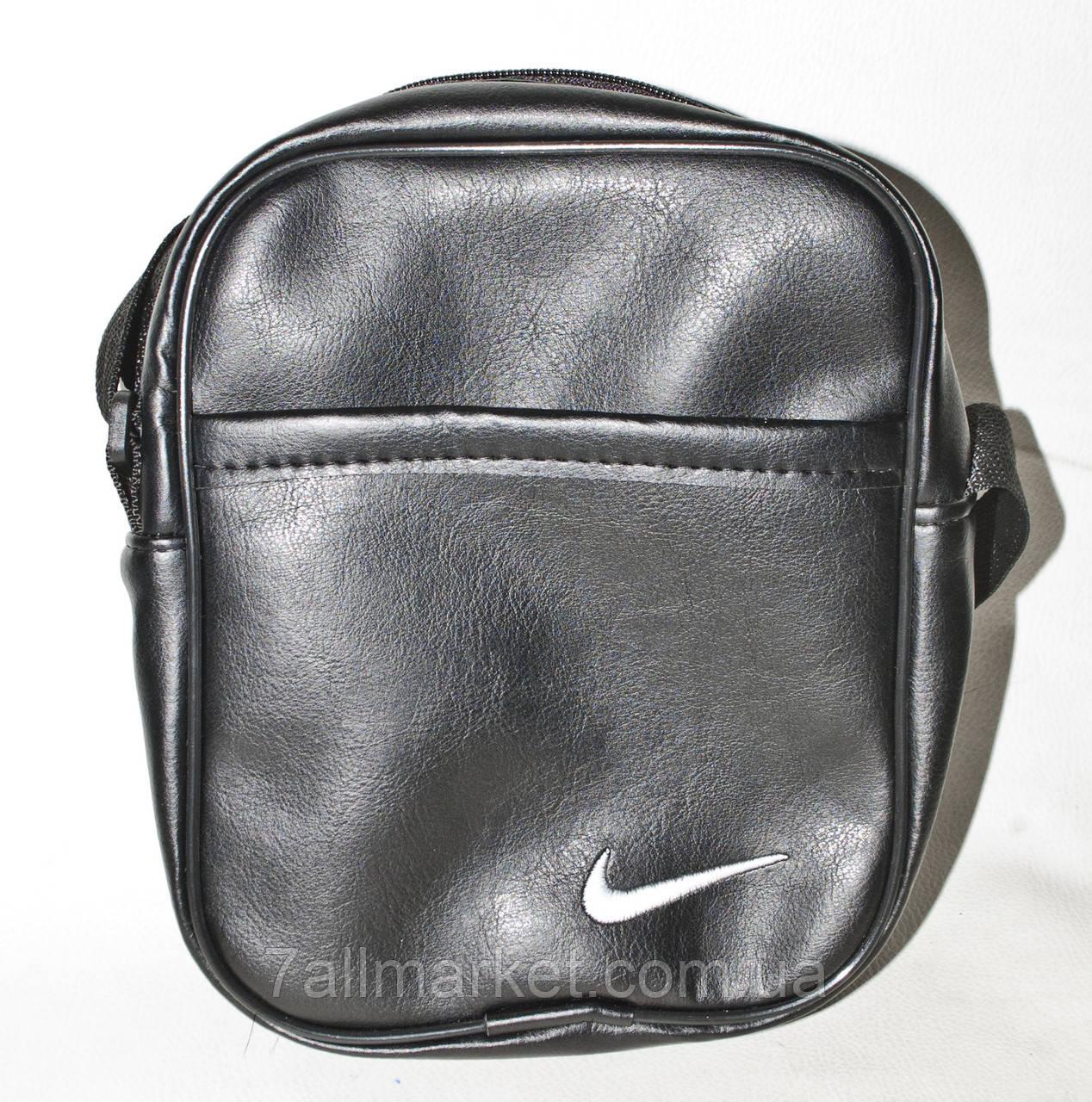 13c1eb39 Сумка спортивная Nike стильная кожзам размер 18*23 Серии