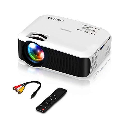Видеопроектор Hoolick портативный LCD 1080P Full-HD
