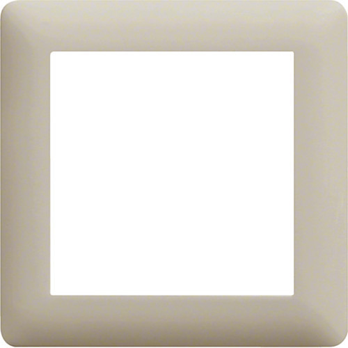 Рамка 2-кратная LUMINA2 Hager крем WL5121