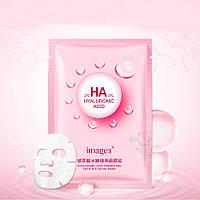 Images Hyaluronic Acid Tender Facial Mask - Маска тканевая с гиалуроновой кислотой и радиолой розовой 25г