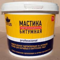 Мастика гидроизоляционная битумная TOTUS 2.5 кг