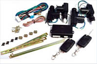Центральный замок комплект Maxus YR 308-4D брелок с выкидным ключём